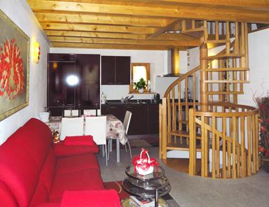 Cà Rivöi - Appartamento Sosto