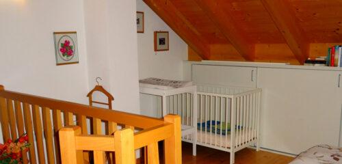 Cà Rivöi - Appartamento Sosto - Camera